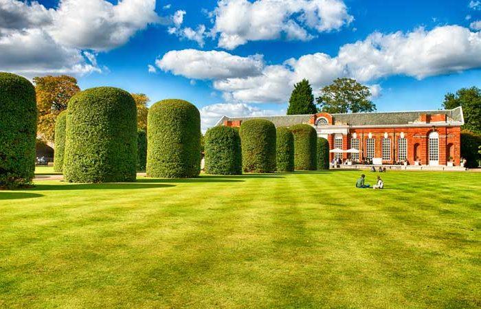 Hyde Park Kensington Gardens Tour