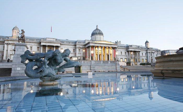 National Gallery and Trafalgar Square