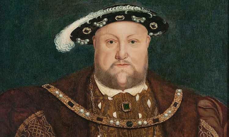 Tremendous Tudors Portrait