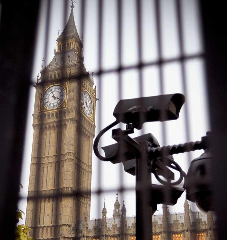 Camera Big Ben London