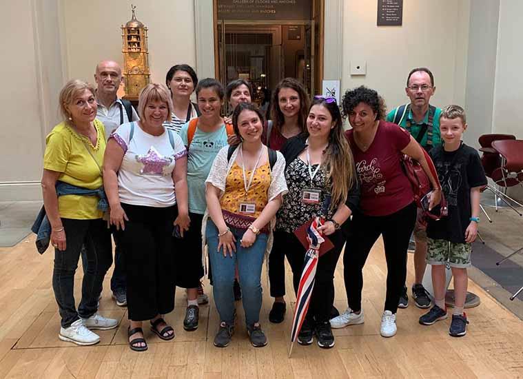 Foto Gruppo Tour British Museum