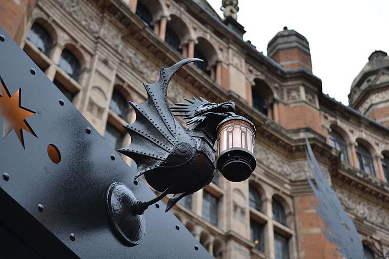 Harry Potter Teatro Londra