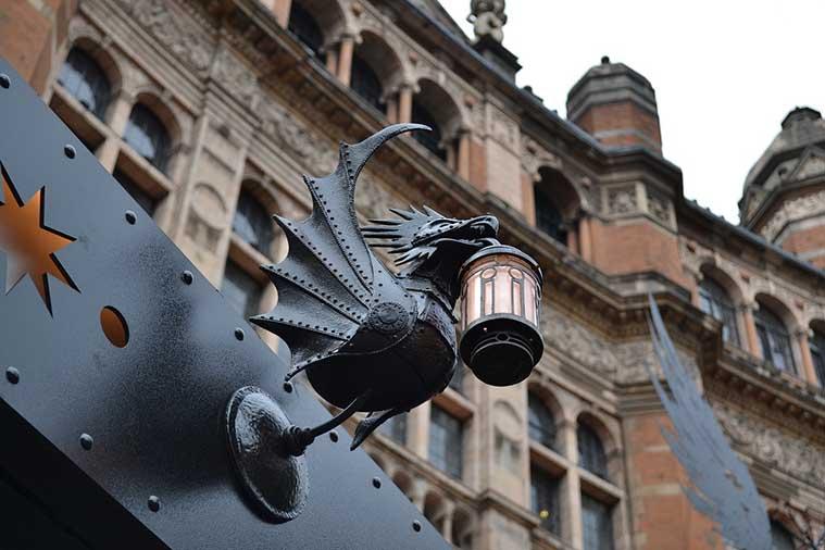 Harry Potter Theathre London