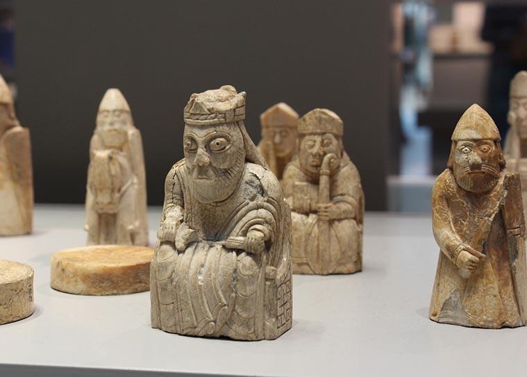 Scacchiera Lewis British Museum