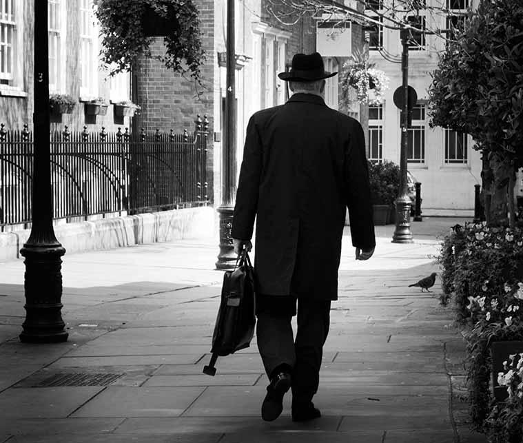Spy London