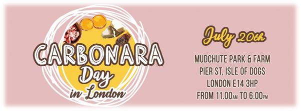 Carbonara Day in London