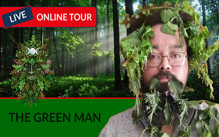 Green Man Online Tour