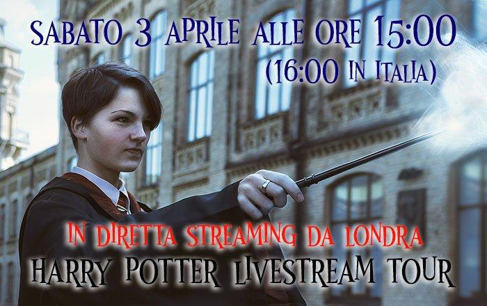 Harry Potter Online Londra