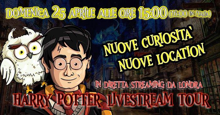 Harry Potter Tour Londra