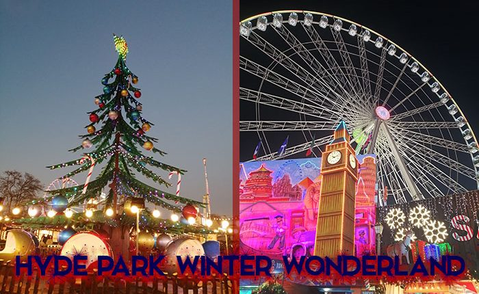 Hyde Park Winter Wonderland 2021
