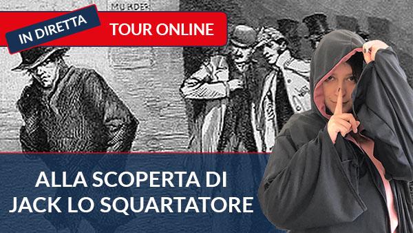 Jack lo Squartatore Corso Online