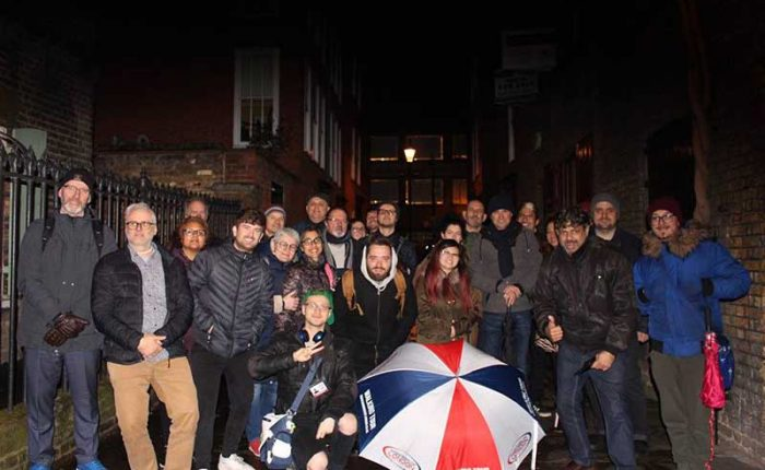 Jack the Ripper Tour Empowering Deaf Society