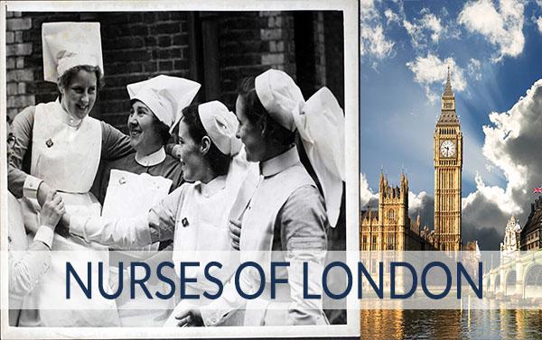 Nurses London Livestream Tour