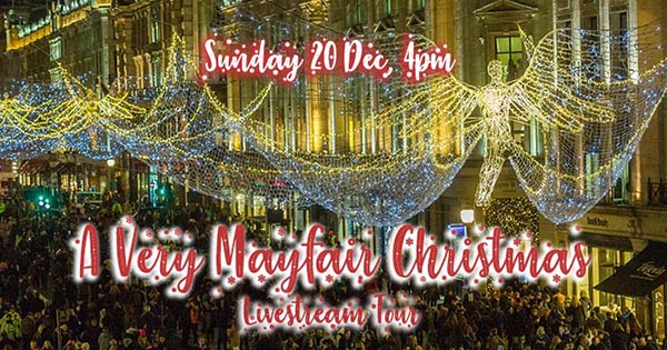 Mayfair Christmas Livestream Tour