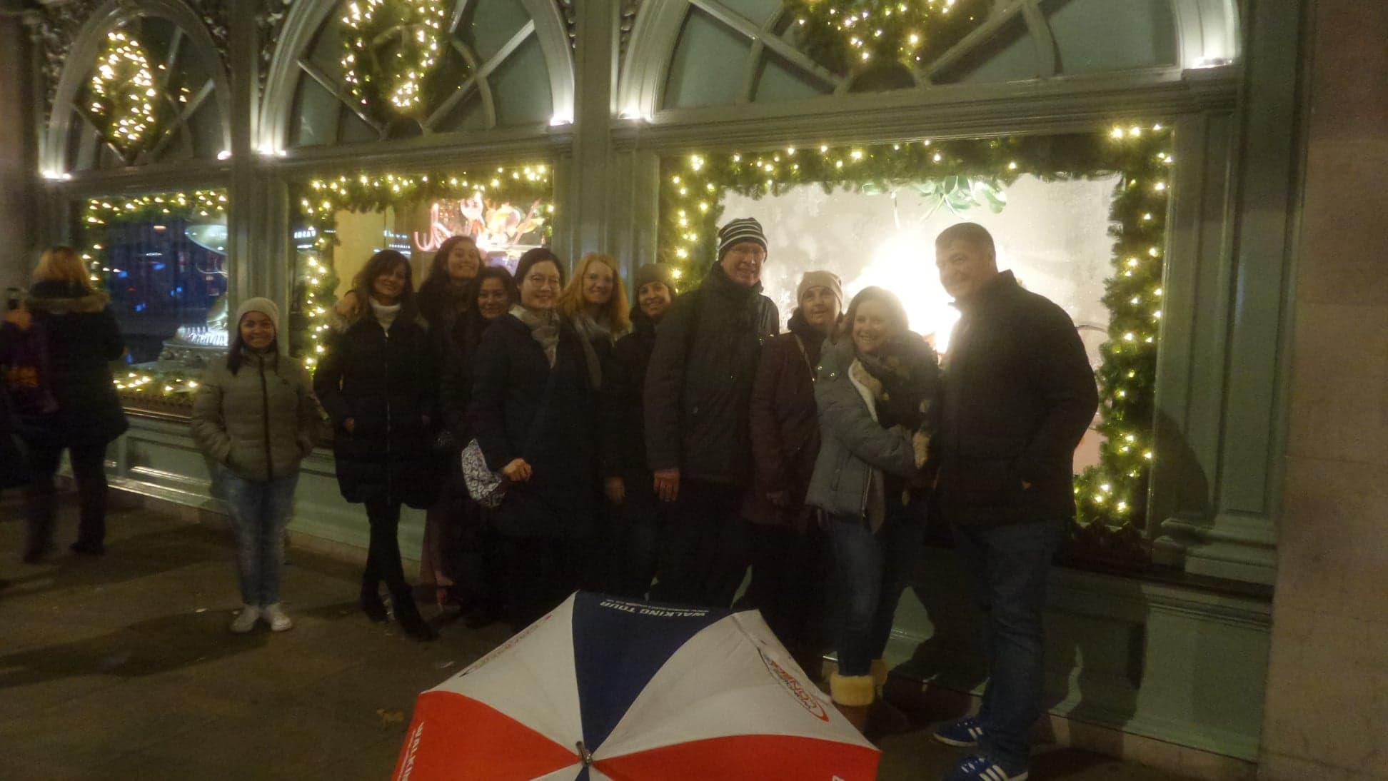 Christmas Tour London