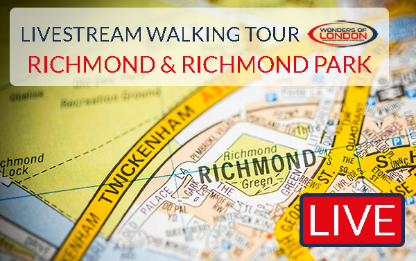 Livestream Richmond Tour London