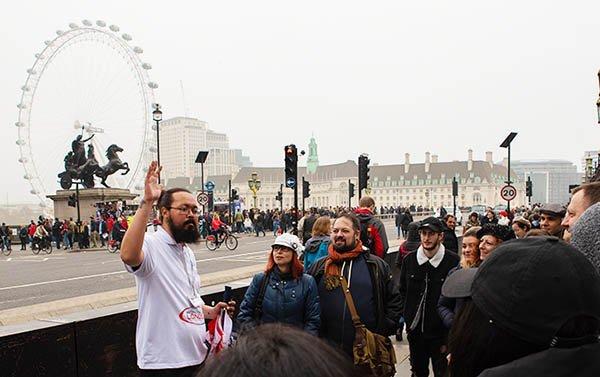 Walking Tours London