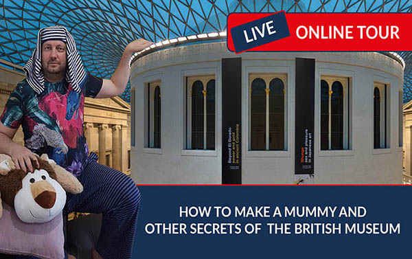 Online Tour British Museum