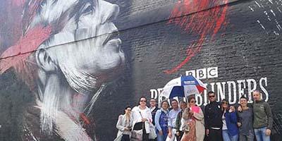 Street Art Graffiti Tour Persone Londra