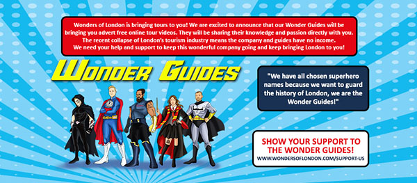 Support The Wonder Guides