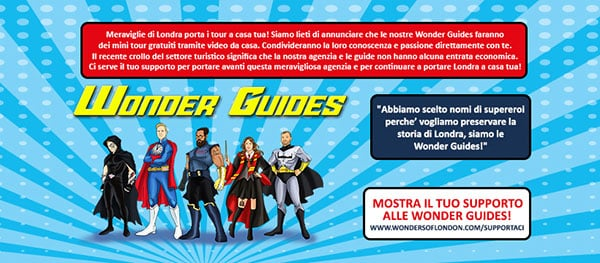 Supporta Le Wonder Guides
