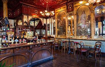 The Viaduct Tavern Pub London