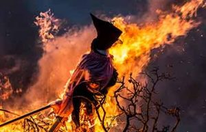 Burning Witches London Tour