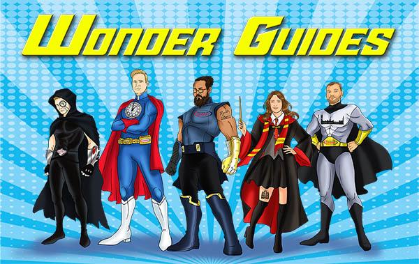 Wonder Guides London